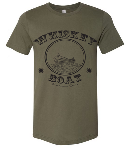 Pre-Order Unisex Short Sleeve - Military Green