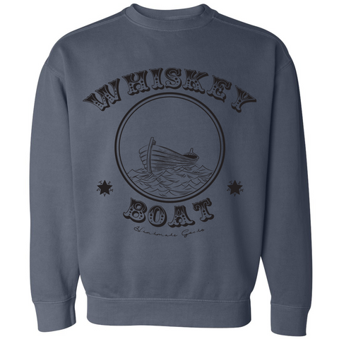 Pre-Order Unisex Sweatshirt - Washed Denim