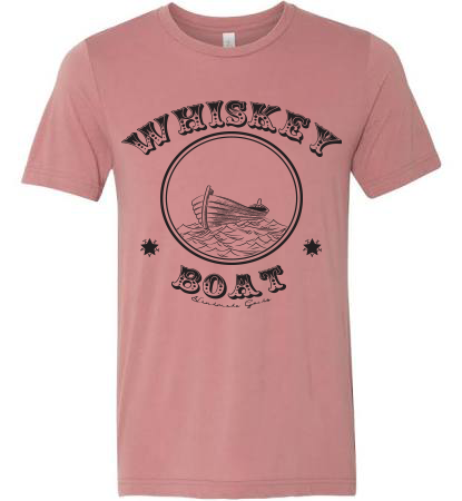 SOLD OUT: Unisex Short Sleeve - Mauve