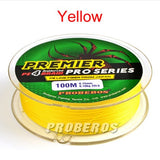 100M (109Yds) Braided Fishing Line (20-100 lb)