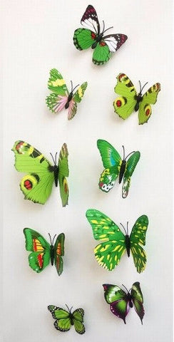 3D Butterfly Wall Stickers Part 52