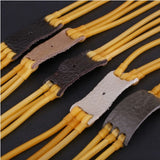 6 Strip Rubber Band Slingshot Replacements (3 pcs)