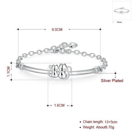 set products instylepet grande lover bracelet dog pearl