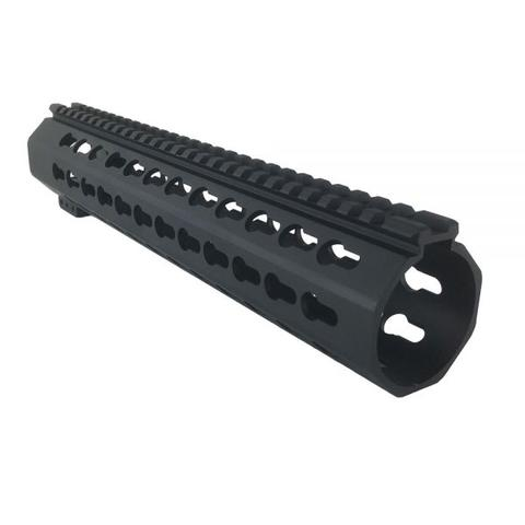 "Pantheon Arms AR15 KR Handguard (11.5"" Keymod Handguard with a Full-Length Picatinny Rail)"