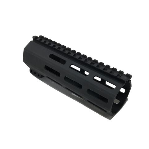 Pantheon Arms AR15 MC Handguard (MLOK Handguard with a Full-Length Picatinny Rail)