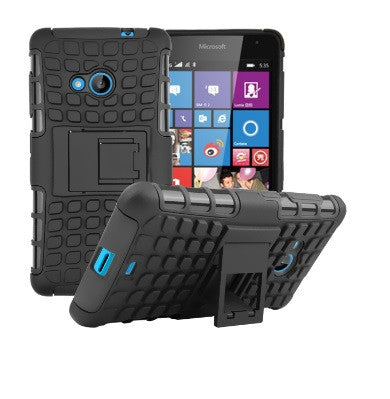 Heavy Duty Armor Nokia Lumia 535 Case