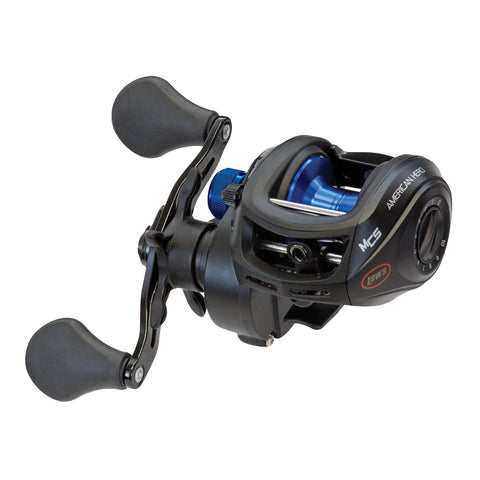 Lew's Fishing American Heroes Speed Spool MCS Right Hand Baitcaster Fishing Reel