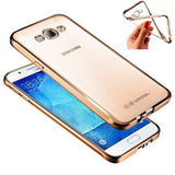 Samsung Galaxy Soft Phone Case (A3, A5, A7, A8, A9, J1, J3, J5, J7, 2015 and 2016)