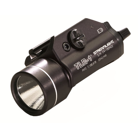Streamlight TLR Tactical Light with Weapons Mount