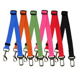 Universal Pet Dog Seat Belt Harness Leash Clip
