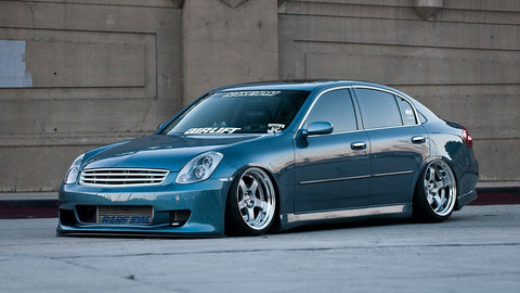 Infiniti Air Suspension Kit