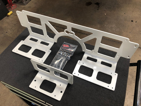 "Universal trunk mount for the FLO 28"" tank"