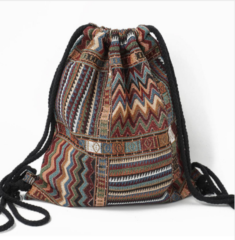Hippie Backpacks