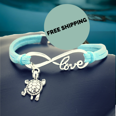 Love Turtles Bracelet - Guleria Store
