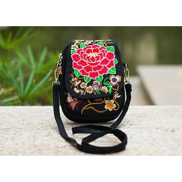 Embroidery Bag - Guleria Store