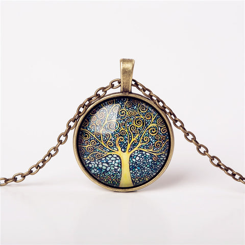 [Free Giveaway] Vintage Life Tree Pendant - Guleria Store
