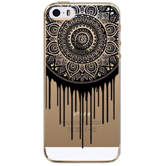 Black Drops iPhone 6s Case - Guleria Store