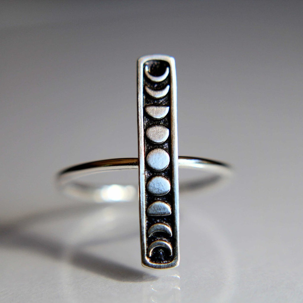 Phases of Moon Ring II