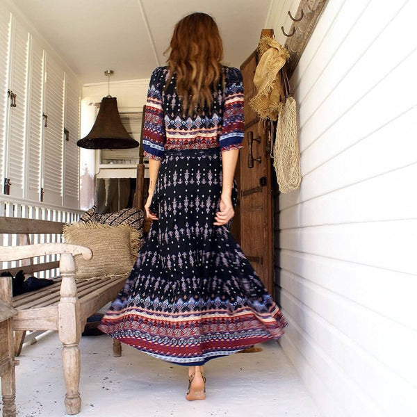 Free Love Long Dress