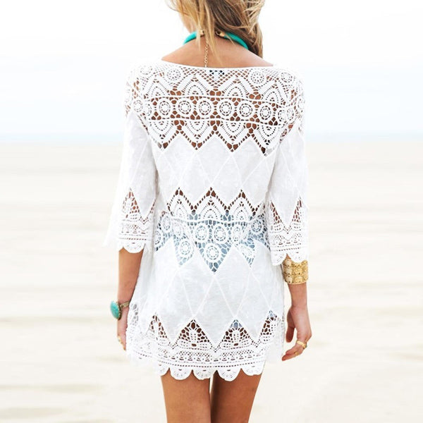 Boho Vibes Dress - Guleria Store