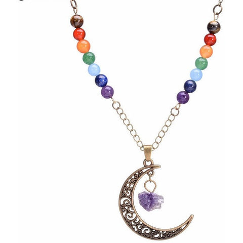 Life Chakra Sailor Moon Necklace - Guleria Store