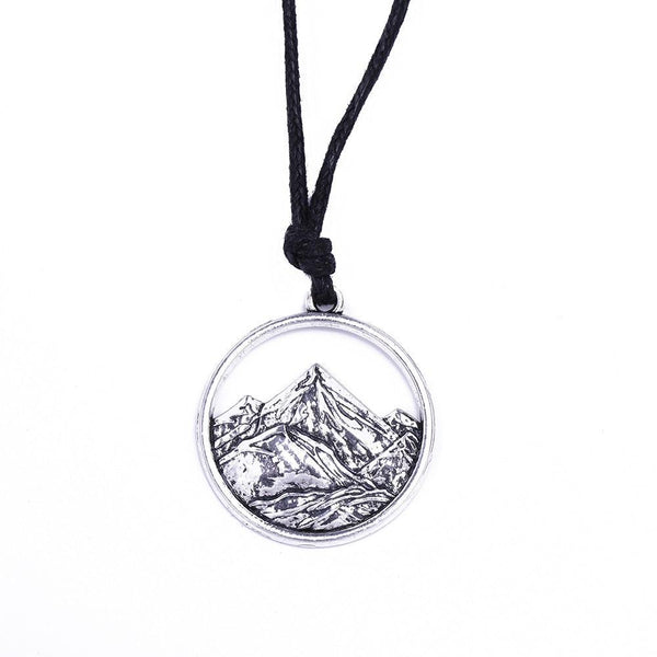 Montagna Pendant Necklace