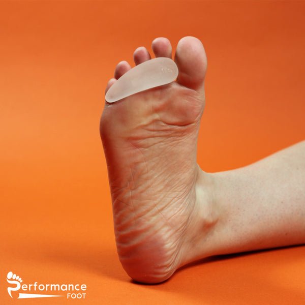 Performance Foot Crest Pad - Eco Gel