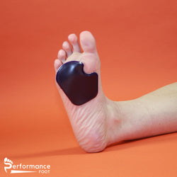 Performance Foot Gel Reusable Dancer's/Sesamoid Pad