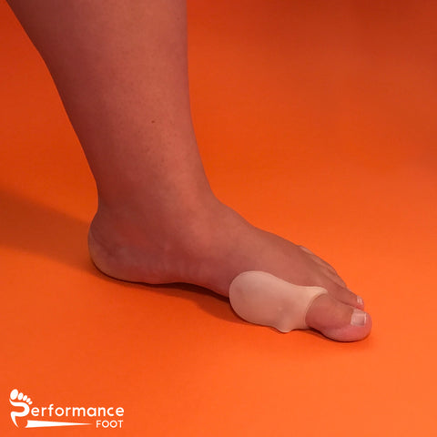 Performance Foot Gel Bunion Cushion with Loop