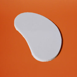 Performance Foot Kidney Shaped Soft Foam Pads