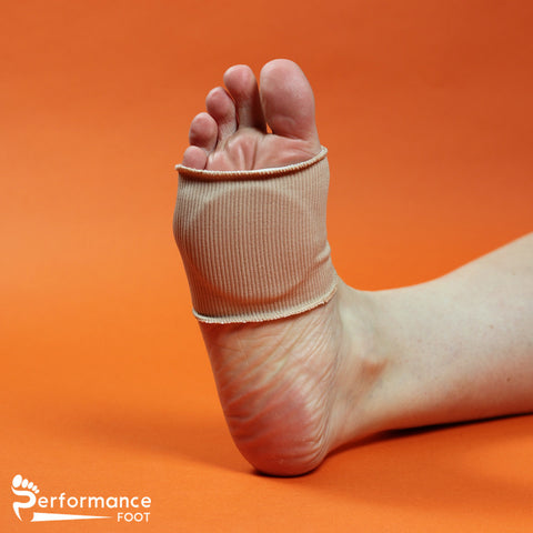 Performance Foot Gel & Fabric Metatarsal Cushion
