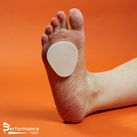 Performance Foot Foam Metatarsal Pad  1/4 inch