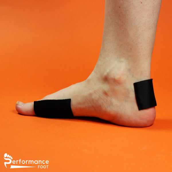 Performance Foot Gel Reusable Moleskin