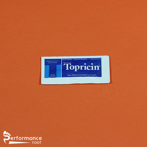Topricin® Pain Relief Cream SAMPLE