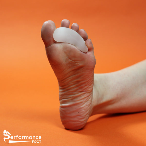Performance Foot Gel Crest Pad Triple Toe