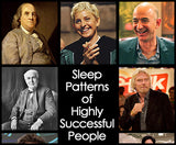 The Sleep Patterns of 7 Highly Successful People