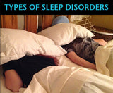 Who Knew There Were So Many Types of Sleep Disorders?