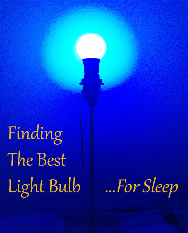 Best Light Bulb For Sleep