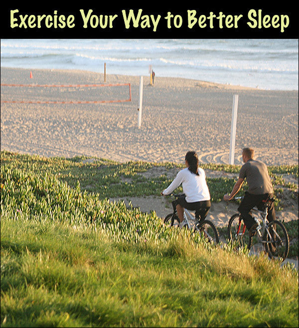 Exercise For Better Sleep