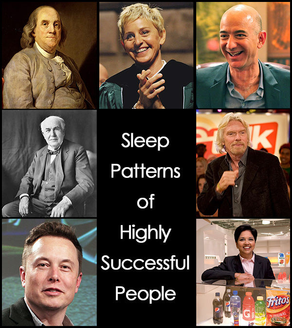 Sleep Patterns of Highly Successful People