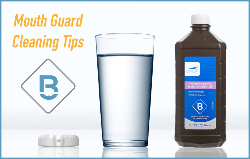 Mouth Guard Care and Cleaning Instructions | Brux Night Guard