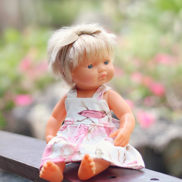Miniland Doll Elizabeth Dress 38cm