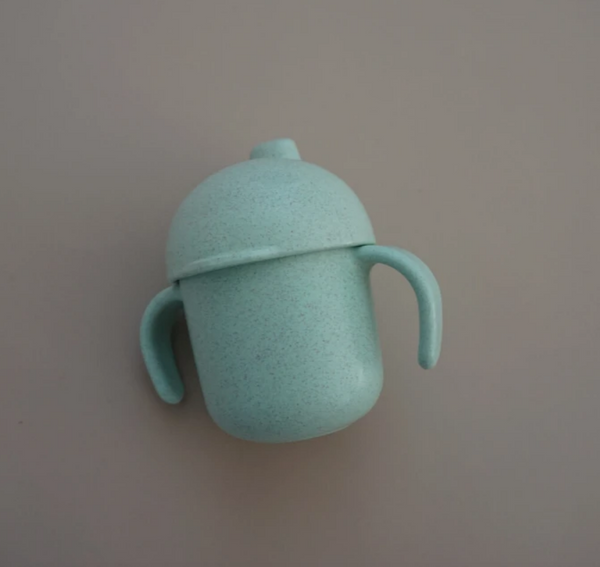 Wheat Sippy Cup - Mint