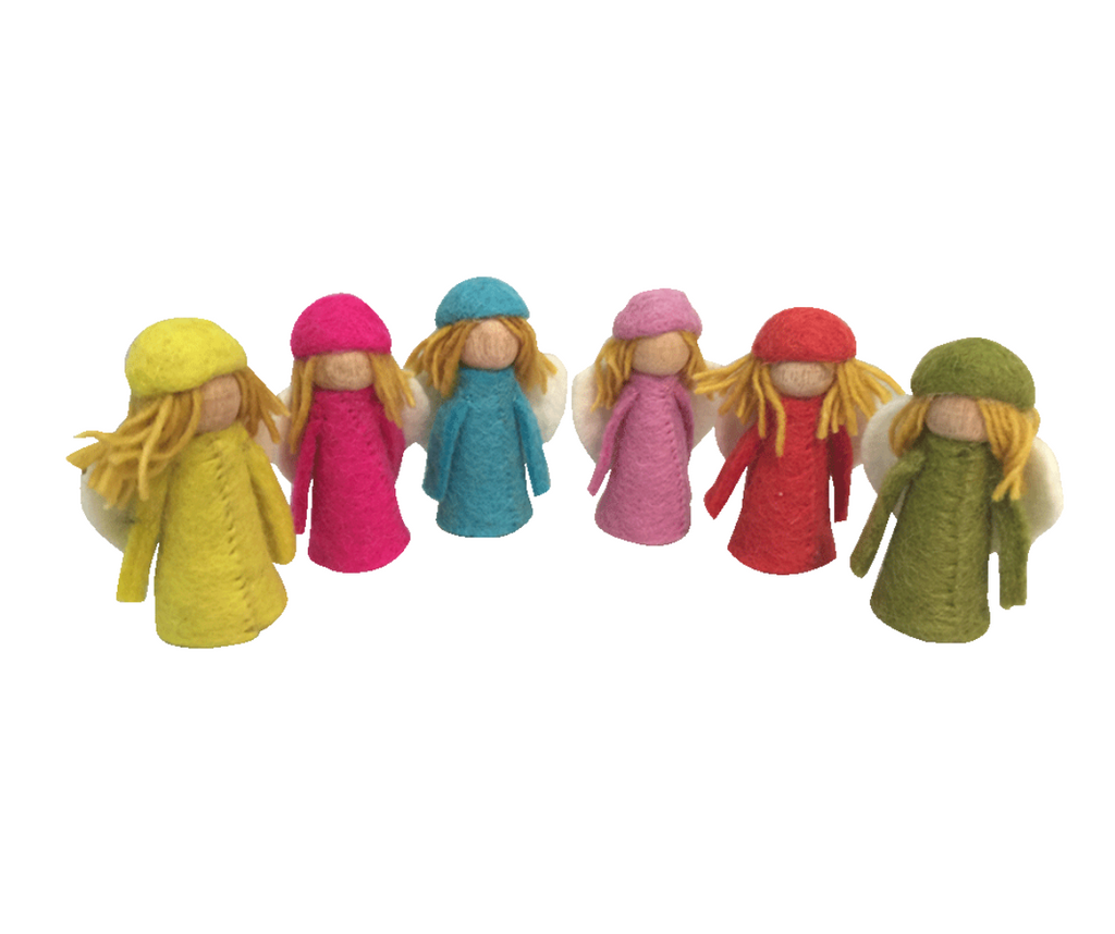 Bright Elves Bundle of 6