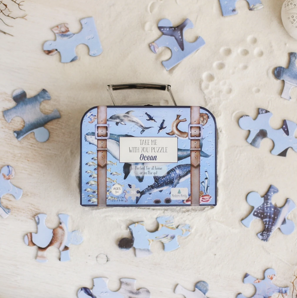 Ocean 'Take Me With You' Puzzle