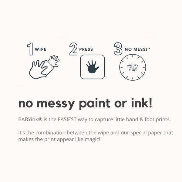 PREORDER 26.4.21 Bronze Ink-less Print Kit