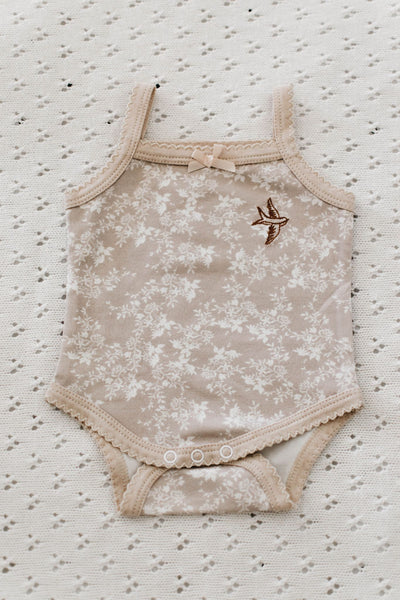 EARLY DEC PREORDER Frilly Singlet - Alana