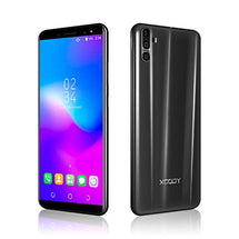 Xgody 6 Inch Android 7.0 Cellphone Unlocked ROM 16GB+RAM 1GB Phone HD Screen Dual Camera