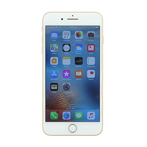 Apple iPhone 8 Plus, Fully Unlocked, 64GB - Gold (Refurbished)