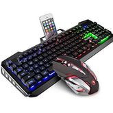 Gaming Keyboard and Mouse Combo,SADES Gaming Mouse and Keyboard